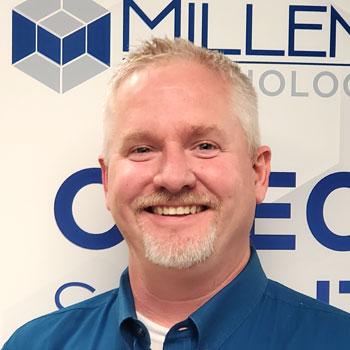 James Stinson - Manager of MSP Sales