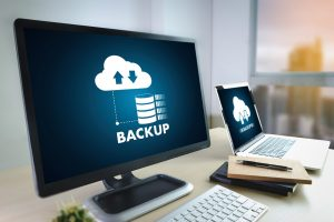 Network solutions in Central Florida backing up data