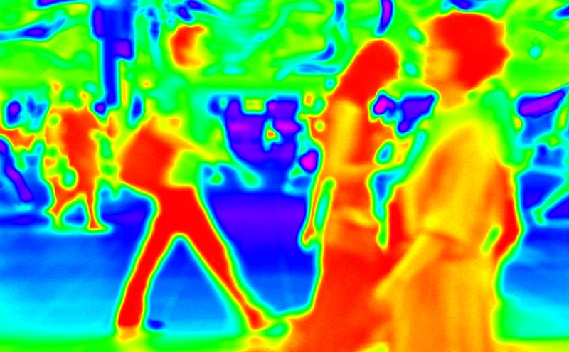 Temperature Scanner Accuracy