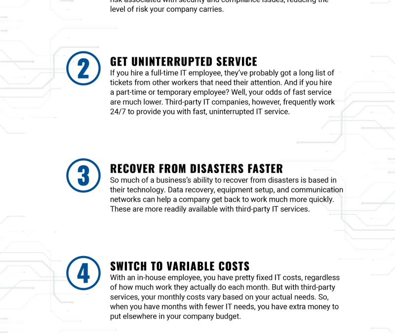 """""""Yay Or Nay"""" To The Cost Of Outsourcing IT Services"""